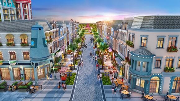 Kết hợp kinh doanh và nghỉ dưỡng, shop villa đang đắt khách tại Hồ Tràm ảnh 2