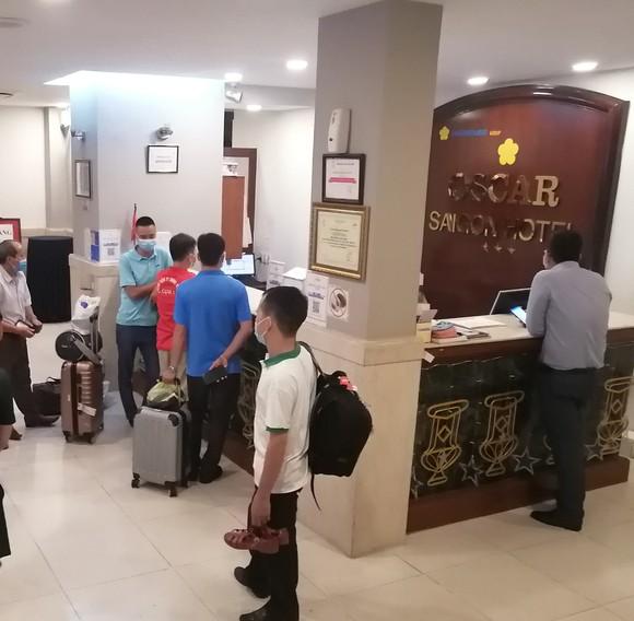 Saigontourist Group hỗ trợ phục vụ ăn ở cho hàng vạn y, bác sĩ tiếp ứng TPHCM chống dịch ảnh 3