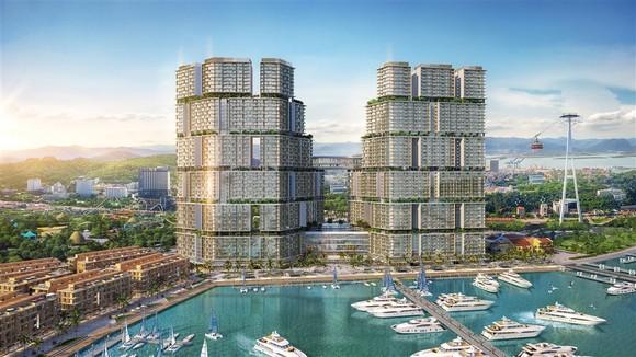 Đâu là hấp lực khiến tòa tháp mới Sun Marina Town trở thành điểm đến của giới thượng lưu  ảnh 1