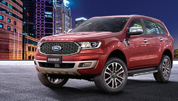 10 điều bạn không nên bỏ lỡ với Ford Everest  ảnh 1