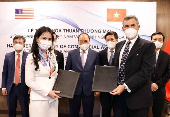 T&T Group và đối tác Hoa Kỳ ký các hợp đồng hợp tác thương mại đầu tư trị giá trên 3 tỷ USD ảnh 1
