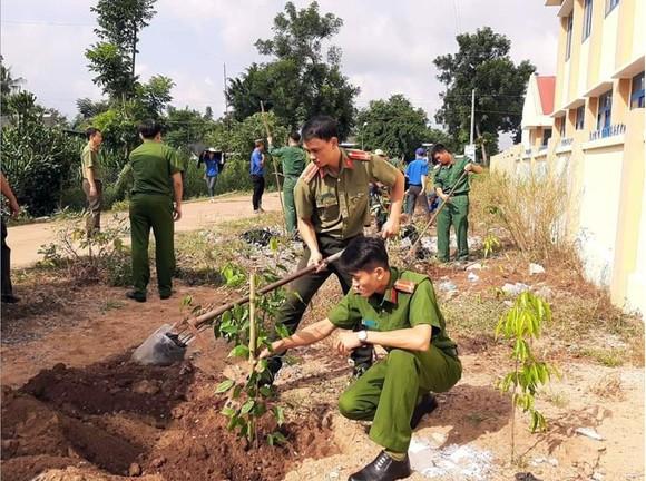 Chiến dịch Tình nguyện Hành Quân Xanh tỉnh Bình Thuận ảnh 4