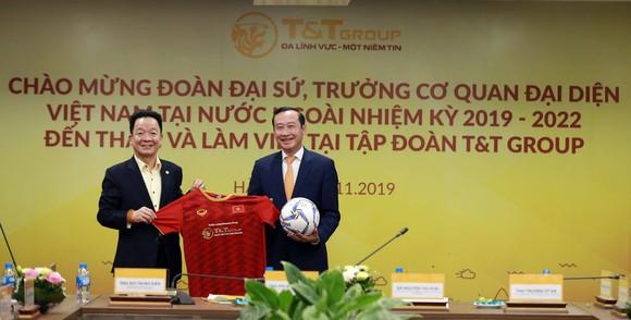 T&T Group là lựa chọn tốt để tạo cú hích hợp tác kinh tế quốc tế ảnh 4