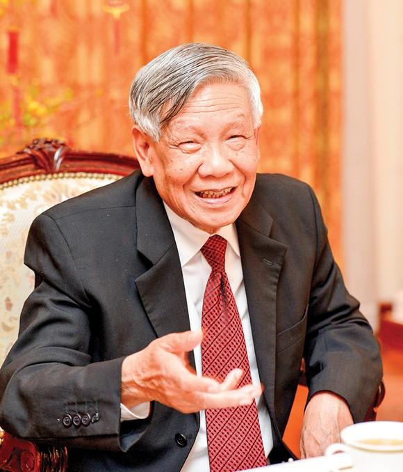 Nguyên Tổng Bí thư Lê Khả Phiêu - Người quyết liệt với công cuộc chỉnh đốn Đảng ảnh 1
