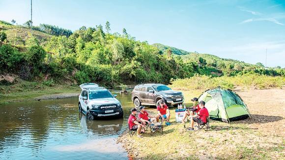 Không quan trọng đi tới đâu, Ford Ranger và Everest đem tới trải nghiệm trọn vẹn cho bạn ảnh 1