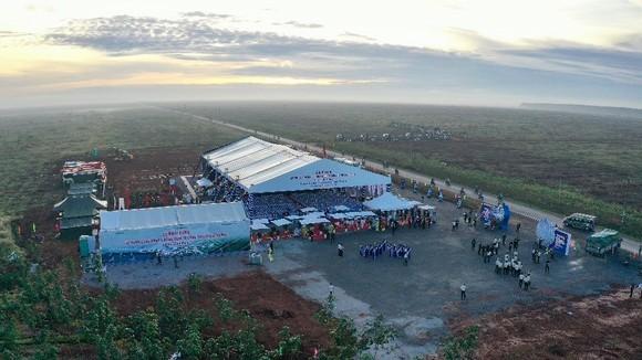 Chính thức khởi công xây dựng sân bay Long Thành, Đồng Nai sẵn sàng bứt phá ảnh 1