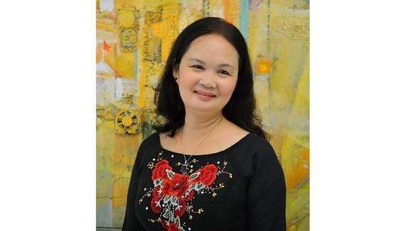Nhà văn Bích Ngân trúng cử Chủ tịch Hội Nhà văn TPHCM