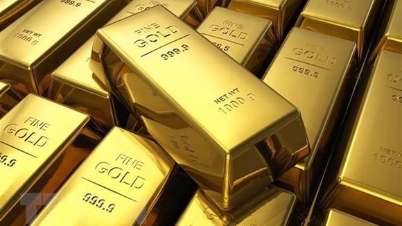 Vàng chiếm 22,9% tài sản của Ngân hàng Trung ương Nga. Ảnh: TTXVN