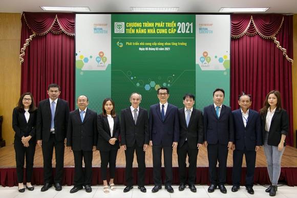 C.P. Việt Nam tổ chức Hội nghị trực tuyến 'Phát triển tiềm năng nhà cung ứng năm 2021' ảnh 1