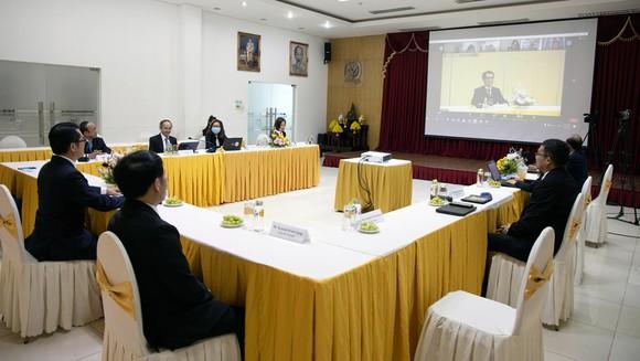 C.P. Việt Nam tổ chức Hội nghị trực tuyến 'Phát triển tiềm năng nhà cung ứng năm 2021' ảnh 2