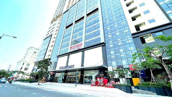 """Khu đất """"vàng"""" Trường Chính trị tỉnh Khánh Hòa (cũ) nay là trung tâm thương mại, căn hộ cao cấp của tư nhân"""