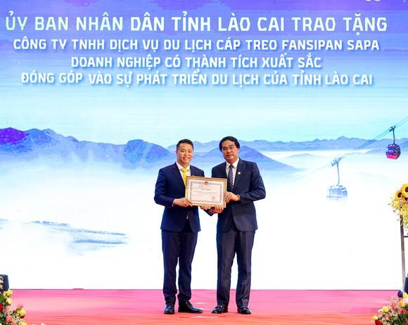 Sun World Fansipan Legend kỷ niệm 5 năm ngày vận hành tuyến cáp treo lên đỉnh Fansipan ảnh 4