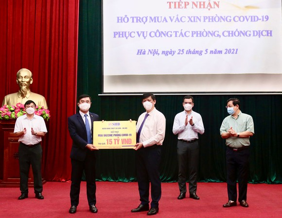 T&T Group trao tặng 1 triệu liều vaccine phòng Covid-19 ảnh 2