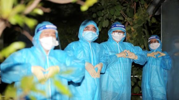Tinh thần lạc quan của các điều dưỡng BV Phạm Ngọc Thạch - những người ở tuyến đầu chống dịch