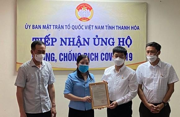 Sun Group ủng hộ Thanh Hóa 10 tỷ đồng phòng chống dịch Covid-19 ảnh 1