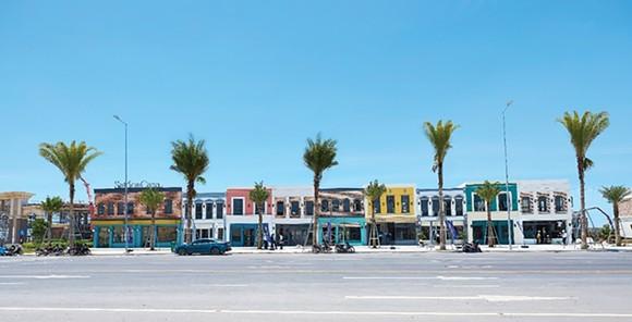 Chuỗi shophouse ven biển giữ vững sức hút mùa dịch ảnh 1