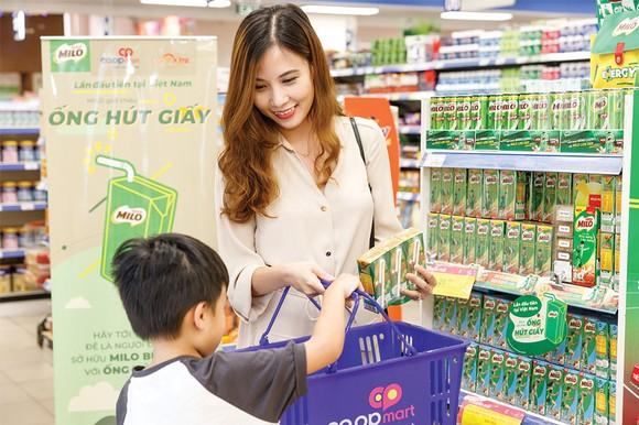 """Nestlé MILO hưởng ứng chiến dịch """"Nói không với ống hút nhựa"""""""