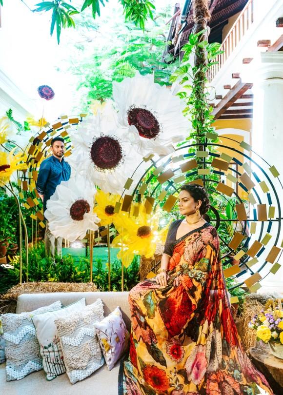 Lễ cưới nghệ thuật ảnh 1