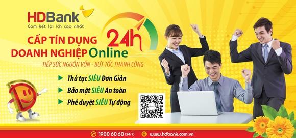 Mở tài khoản, vay online và nhận ưu đãi lãi vay từ HDBank ảnh 1