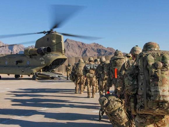 Nhìn lại cuộc chiến 20 năm ở Afghanistan ảnh 1