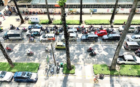 Nền tảng cho giao thông thông minh ảnh 1