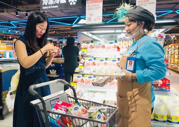 Sữa và sản phẩm sữa Việt Nam chính thức gia nhập thị trường Trung Quốc ảnh 2