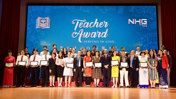 Lễ tri ân và vinh danh NHG's Teacher Award 2019