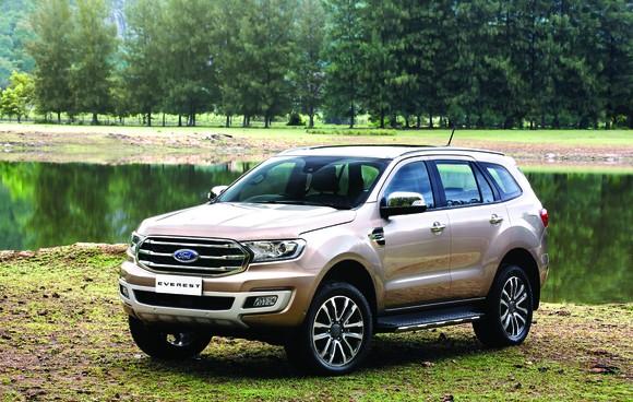 Chinh phục thiên nhiên với Ford Everest - phương tiện tối ưu cho những buổi cắm trại ảnh 1