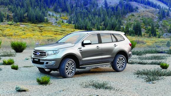 Ford Việt Nam: Cập nhật Ranger và Everest mới, giới thiệu phiên bản Ranger Limited dành riêng cho năm 2020 ảnh 1