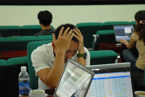 Thị trường chứng khoán lao đao  ảnh 2
