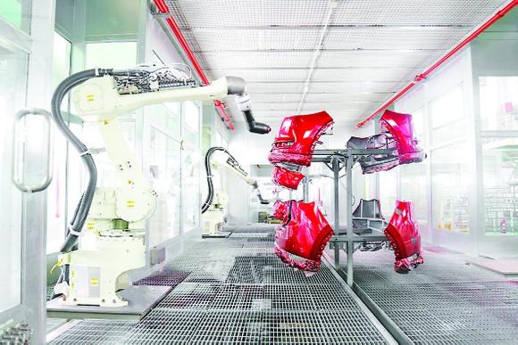 Thaco tham gia chuỗi cung ứng linh kiện nhựa toàn cầu ảnh 2