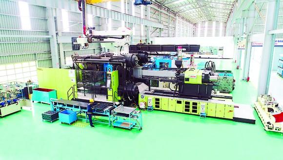 Thaco tham gia chuỗi cung ứng linh kiện nhựa toàn cầu ảnh 3