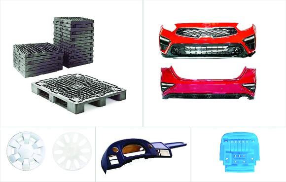 Thaco tham gia chuỗi cung ứng linh kiện nhựa toàn cầu ảnh 4