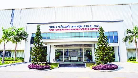 Thaco tham gia chuỗi cung ứng linh kiện nhựa toàn cầu ảnh 1