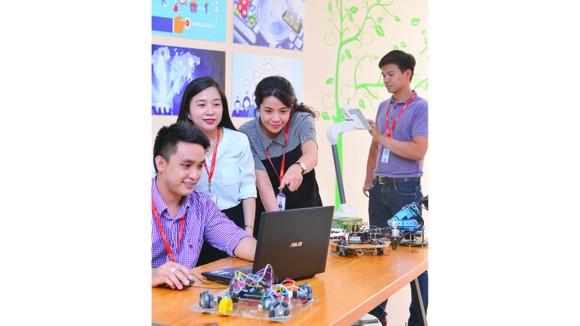 Công viên Phần mềm Quang Trung: Chuyển giai đoạn chất hơn và rộng hơn ảnh 2
