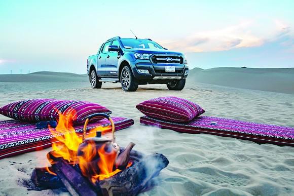 Xe bán tải Ford Ranger có thể thay thế xe gia đình?  ảnh 1