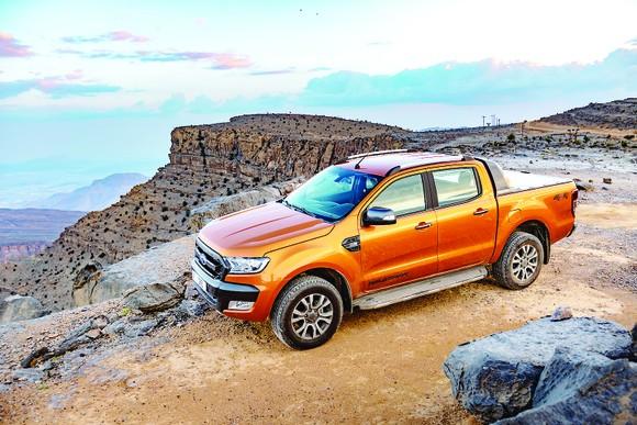 Những chi tiết nhỏ tạo nên khác biệt lớn cho các chủ xe Ford Ranger