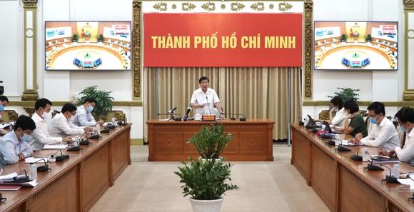 TPHCM phấn đấu giải ngân đầu tư công đạt trên 95% với 6 giải pháp ảnh 1