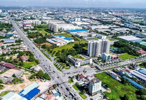 Thuận An lên thành phố: Cơ hội vàng cho bất động sản Bình Dương ảnh 1
