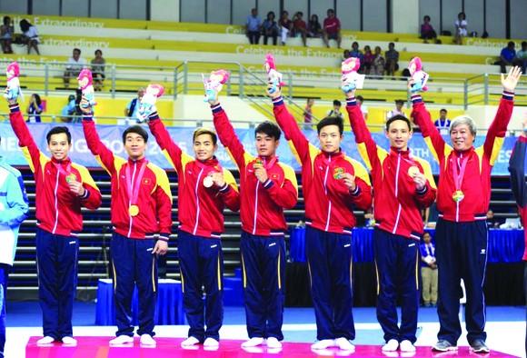 Phó Tổng cục trưởng phụ trách Tổng cục TDTT Trần Đức Phấn: Việt Nam đảm bảo tiến độ tổ chức SEA Games 31 ảnh 2
