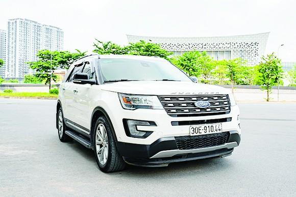 Doanh số Quý III - 2020 của Ford Việt Nam tăng 51%, Everest tiếp tục dẫn đầu phân khúc trong cả quý  ảnh 3