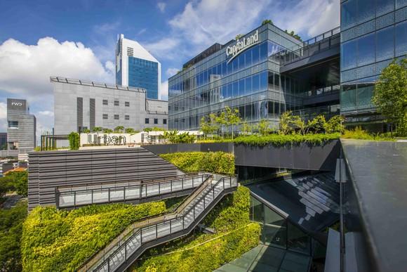 CapitaLand ra mắt Kế hoạch tổng thể phát triển bền vững năm 2030 ảnh 1