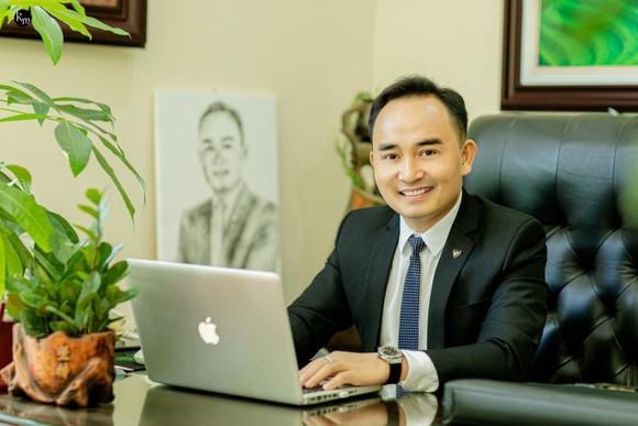 Lê Thanh Nghị, Giám đốc Văn phòng Tổng đại lý Prudential tại Bắc Giang: Thành công đến từ tình yêu nghề và lòng quyết tâm ảnh 1
