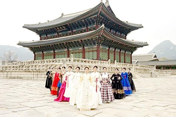 Hàn Quốc đẩy mạnh quảng bá Hanbok