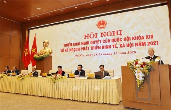 Khơi dậy khát vọng phát triển đất nước, phát huy giá trị văn hóa, sức mạnh con người Việt Nam ảnh 1