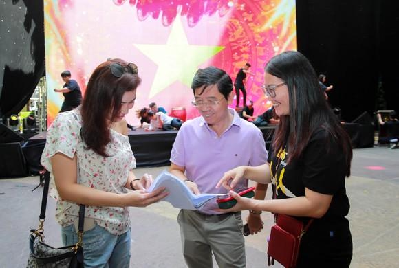 Lễ trao giải Quả bóng vàng Việt Nam 2020 rộn ràng trước giờ G ảnh 8