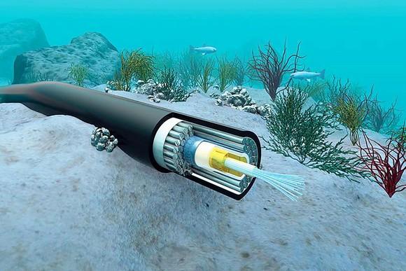 Biến cáp quang biển thành thiết bị đo địa chấn ảnh 1