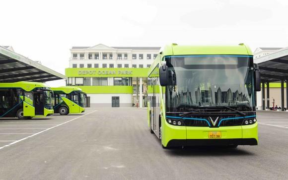 VinBus chính thức vận hành xe buýt điện thông minh đầu tiên tại Việt Nam ảnh 3