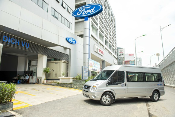 Ford Việt Nam mở rộng chế độ bảo hành cho Ford Transit lên tới 200.000km ảnh 1