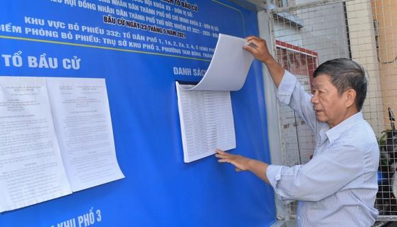 Giám sát công tác vận động bầu cử đúng pháp luật ảnh 2